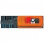 Kaseta sterująca MBP-A2813 z dwoma przyciskami + STOP IP65 [462813]