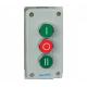Kaseta EL1-B339 z trzema przyciskami 2NO+1NC IP44 [401339]