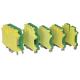Złączka gwintowa  5JD żółto-zielona [31054]