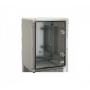 Rozdzielnia PP 3004 z tworzywa ABS 30/40/17 [5313040170] z płytą montażową, drzwi transparentne