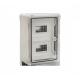 Rozdzielnia modułowa PP 3112-18mod z tworzywa ABS 25/33/13 [5322535150] drzwi transparentne