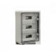 Rozdzielnia modułowa PP 3116-45mod z tworzywa ABS 35/50/19 [5323550190] drzwi transparentne