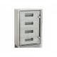 Rozdzielnia modułowa PP 3118-60mod z tworzywa ABS 40/60/20 [5324060190] drzwi transparentne